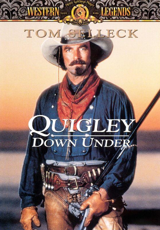 Quigley Down Under [DVD] [1990] 4258341