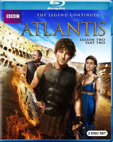 Atlantis: Season Two, Part Two [2 Discs] [Blu-ray] 4260500