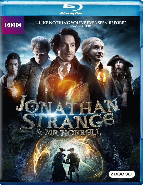 Jonathan Strange & Mr. Norrell [2 Discs] [Blu-ray] 4260601