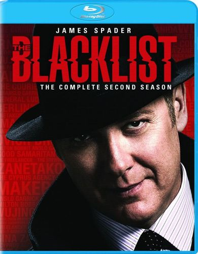 The Blacklist: Season 2 [Includes Digital Copy] [UltraViolet] Blu-ray] [5 Discs] [Blu-ray] 4260800