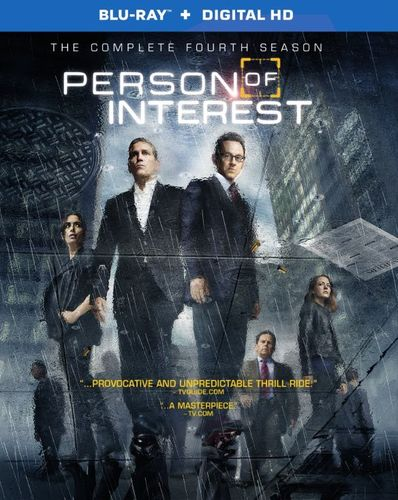 Person of Interest: The Complete Fourth Season [Blu-ray] 4260900