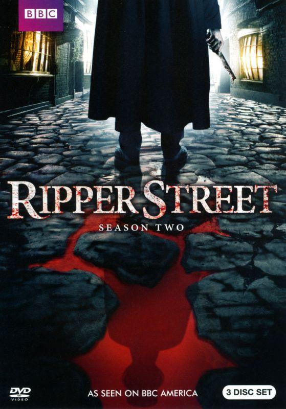 Ripper Street: Season Two [3 Discs] [DVD] 4261001