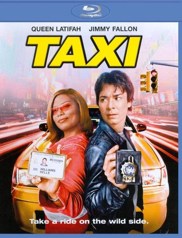 Taxi [Blu-ray] [2004] 4264039