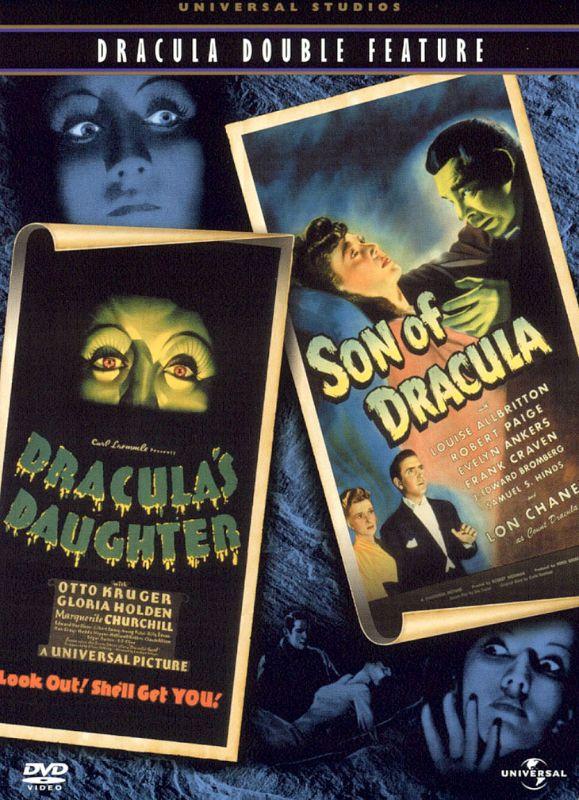 Dracula's Daughter/Son of Dracula [DVD] 4267331