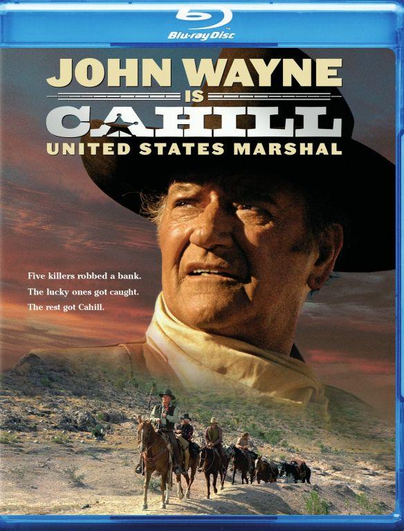 Cahill: United States Marshal [Blu-ray] [1973] 4272400