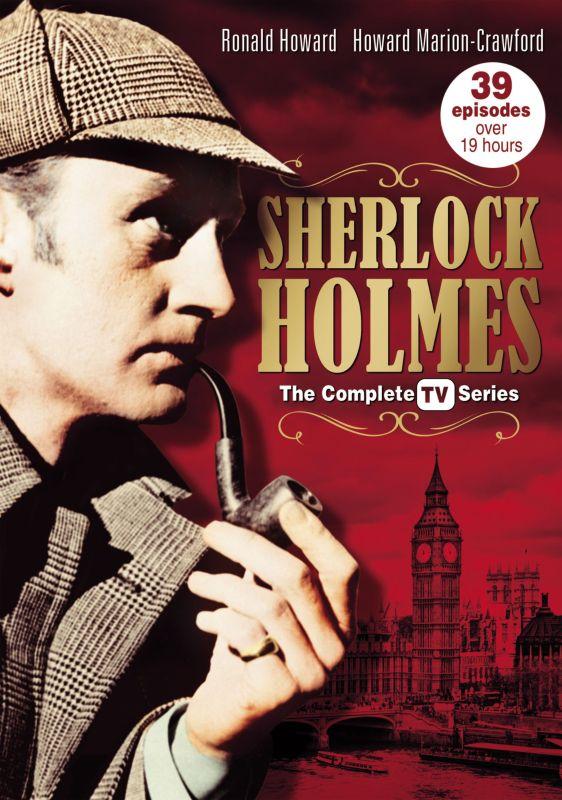 Sherlock Holmes: The Complete TV Series [2 Discs] [DVD] 4276202