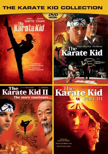 The Karate Kid Collection [DVD] 4276203