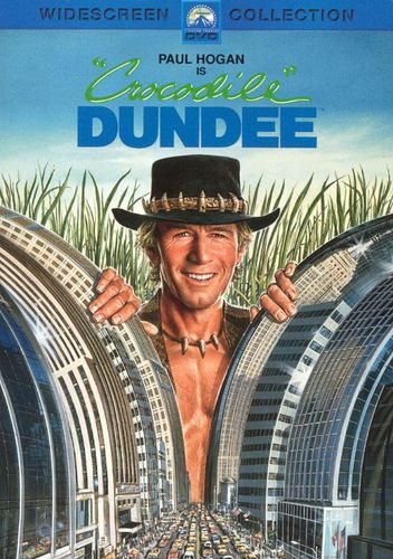 Crocodile Dundee [DVD] [1986] 4279426