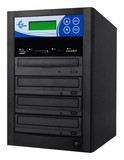EZ Dupe Media Mirror 1:3 CD, DVD, USB Drive and Memory Card Duplicator MM03PIB