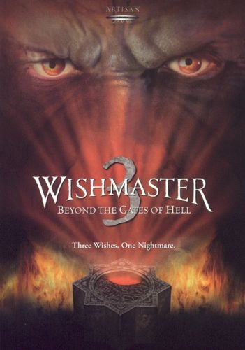 Wishmaster 3: Beyond the Gates of Hell [DVD] [2001] 4282831