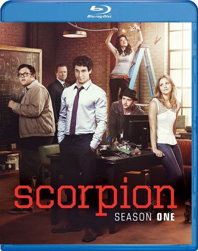 Scorpion: Season One [5 Discs] [Blu-ray] 4283010