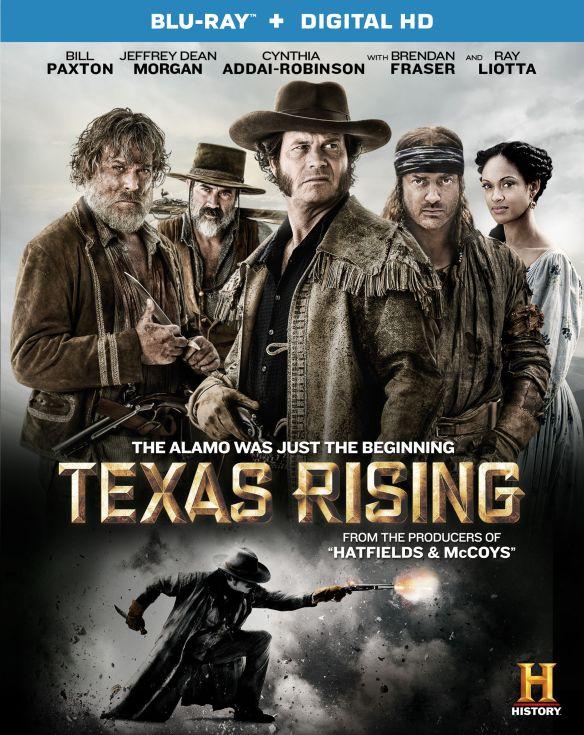 Texas Rising [3 Discs] [Blu-ray] 4283032