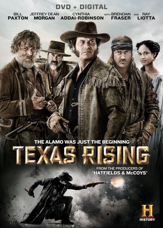 Texas Rising [3 Discs] [DVD] 4283033