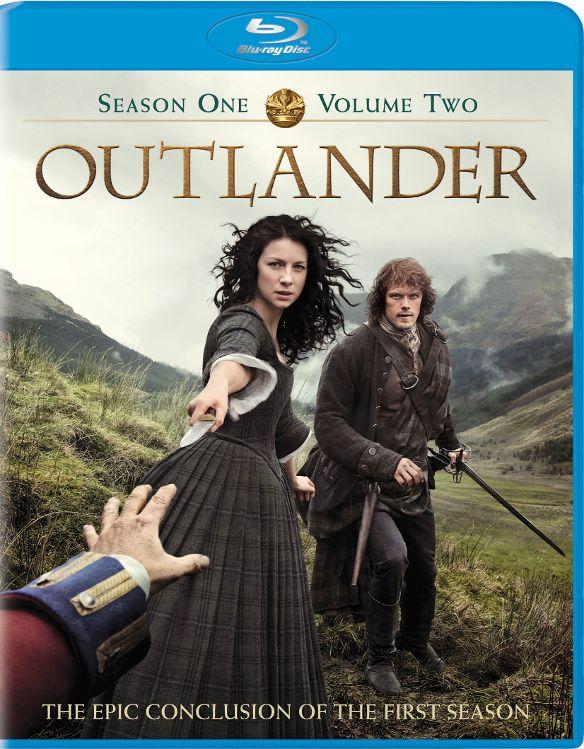 Outlander: Season 1, Vol. 2 [Includes Digital Copy] [UltraViolet] [Blu-ray] [2 Discs] 4283401