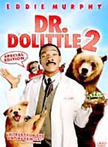 Dr. Dolittle 2 [WS] [Special Edition] [DVD] [2001] 4284198