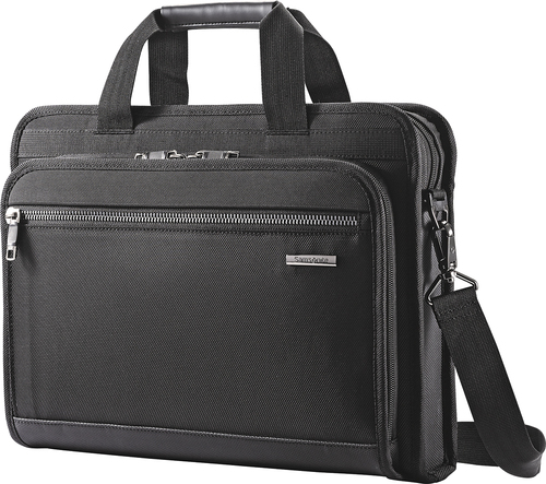 Samsonite - Slim Brief - Black