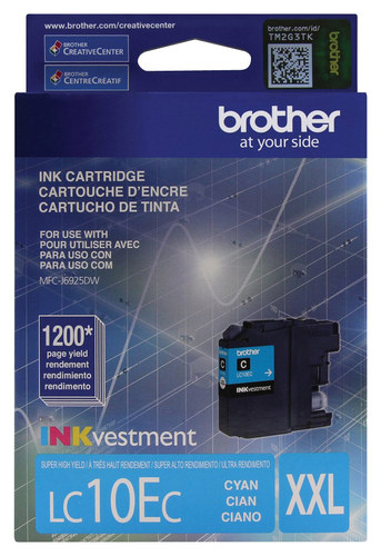 Brother - LC10EC High-Yield...