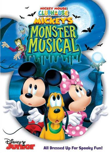 Mickey Mouse Clubhouse: Mickey's Monster Musical [DVD] 4289909