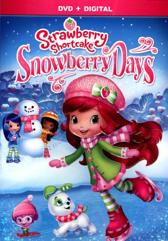 Strawberry Shortcake:...