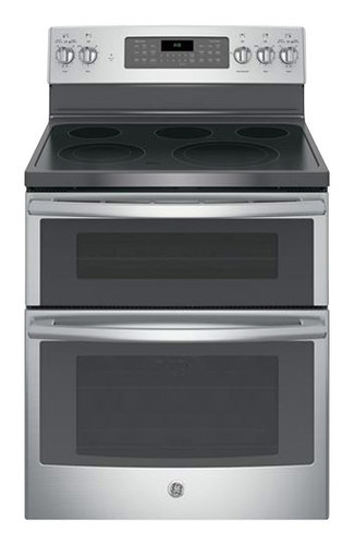 GE - 6.6 Cu. Ft. Self-Cleaning...