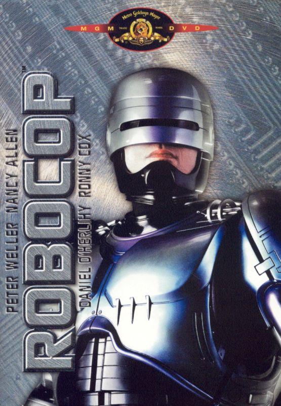 Robocop [WS] [DVD] [1987] 4305781