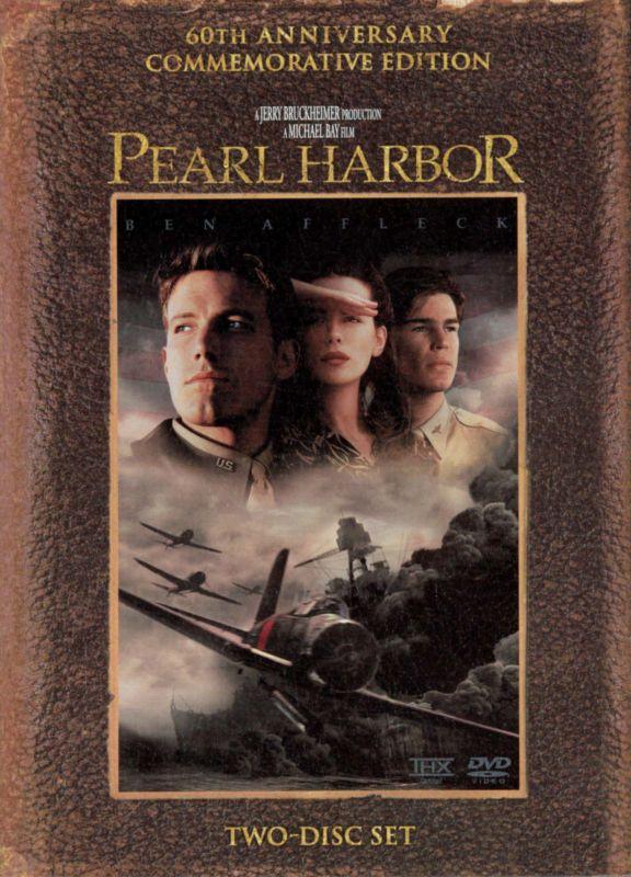 Pearl Harbor [60th Anniversary Commemorative Edition] [2 Discs] [DVD] [2001] 4307155