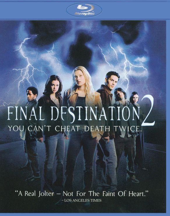 Final Destination 2 [Blu-ray] [2003] 4316023