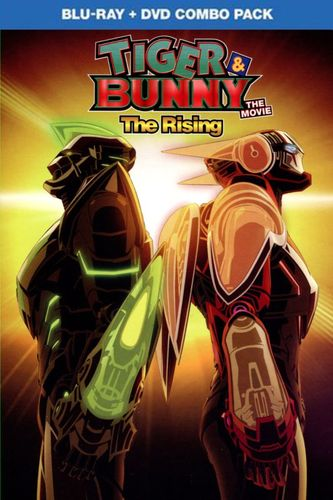 Tiger & Bunny the Movie: The Rising [2 Discs] [Blu-ray] [2014] 4319025