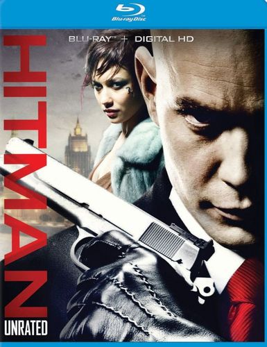 Hitman [Unrated] [Blu-ray] [2007] 4322001