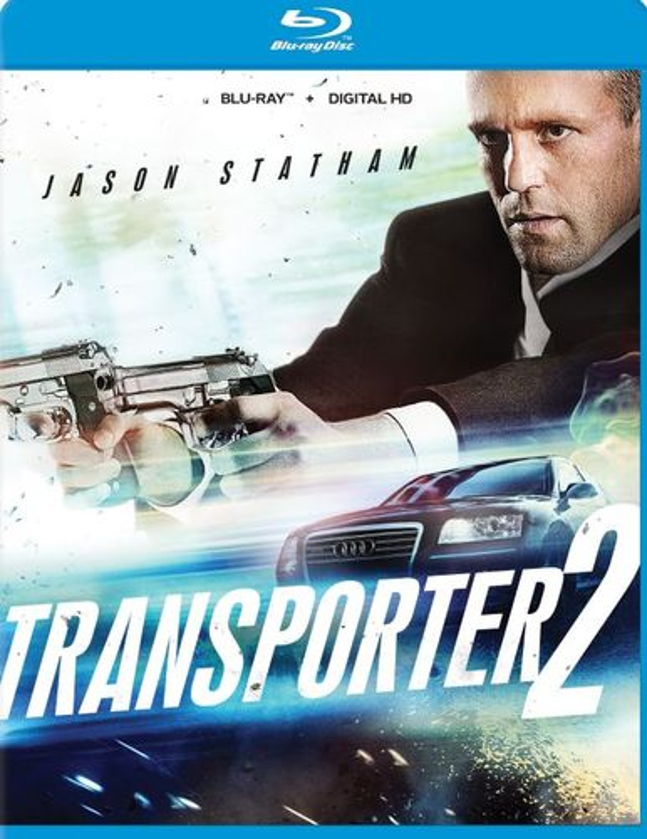 Transporter 2 [Blu-ray] [2005] 4322002