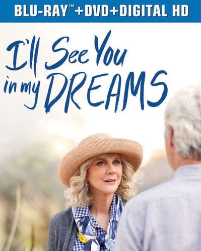 I'll See You in My Dreams [Includes Digital Copy] [UltraViolet] [Blu-ray/DVD] [2 Discs] [2015] 4326900