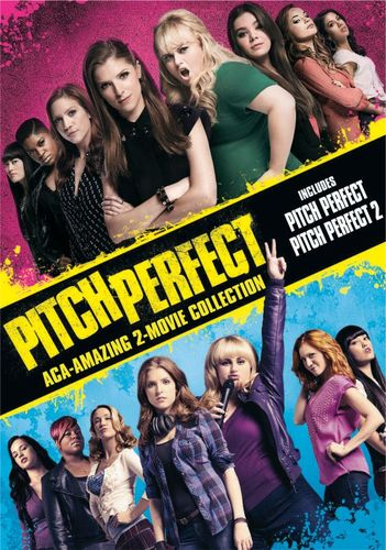 Pitch Perfect Aca-Amazing 2-Movie Collection [2 Discs] [DVD] 4327402