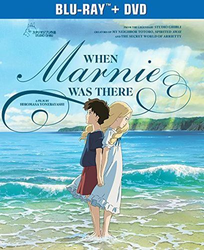 When Marnie Was There [Blu-ray/DVD] [2 Discs] [2014] 4327410