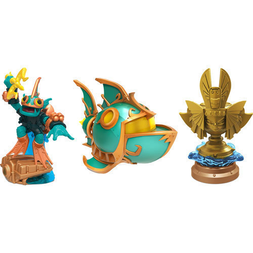 Activision - Skylanders SuperChargers Racing Action Pack (Sea) 4328905
