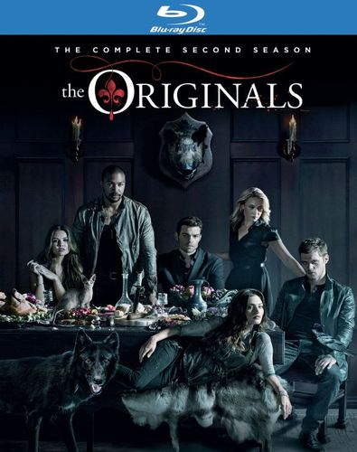 The Originals: The Complete Second Season [Includes Digital Copy] [UltraViolet] [Blu-ray] 4330600