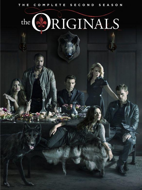 The Originals: The Complete Second Season [DVD] 4330604