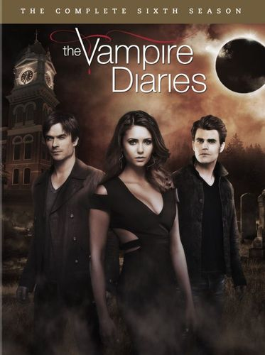 The Vampire Diaries: The Complete Sixth Season [DVD] 4330605