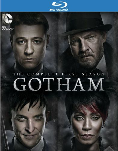 Gotham: The Complete First Series [Includes Digital Copy] [UltraViolet] [Blu-ray] 4330608
