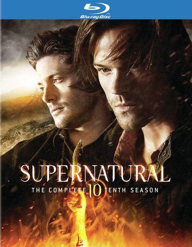 Supernatural: The Complete Tenth Season [Includes Digital Copy] [UltraViolet] [Blu-ray] 4330609