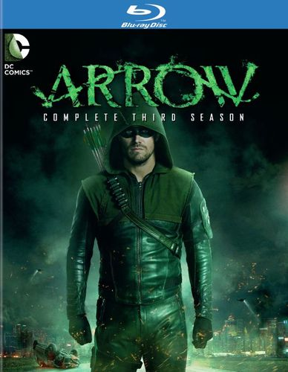 Arrow: The Complete Third Season [Includes Digital Copy] [UltraViolet] [Blu-ray] 4330614
