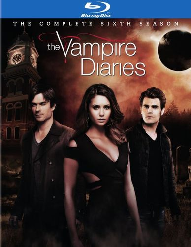 The Vampire Diaries: The Complete Sixth Season [Blu-ray] 4330621