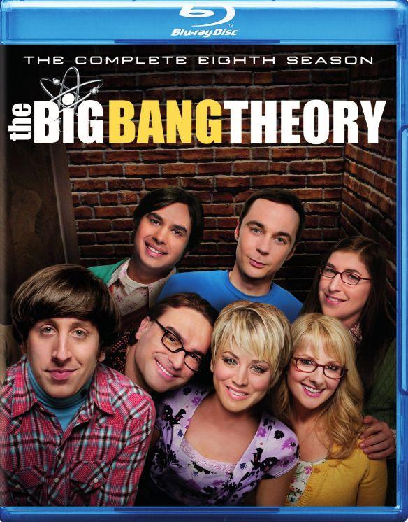The Big Bang Theory: The Complete Eighth Season [Blu-ray] 4330622