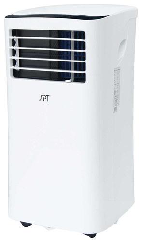 SPT - 250 Sq. Ft. Portable Air Conditioner - White 4331730