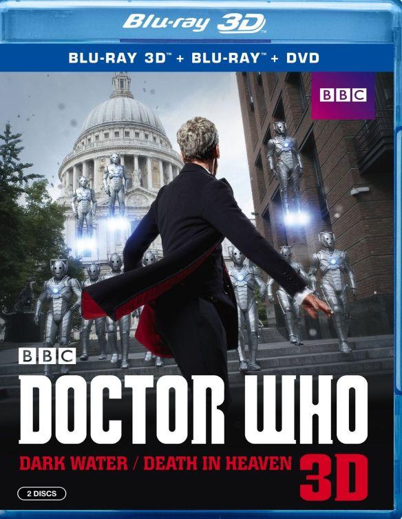 Doctor Who: Dark Water/Death in Heaven 3D [Blu-ray 3D]