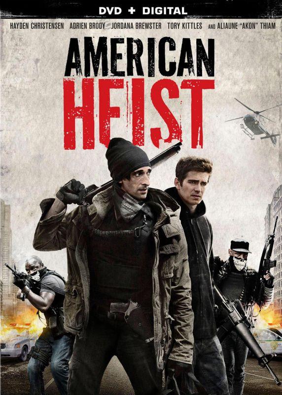 American Heist [DVD] [2014] 4334951