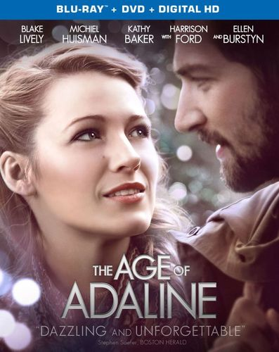 The Age of Adaline [Includes Digital Copy] [Blu-ray/DVD] [2015] 4334952