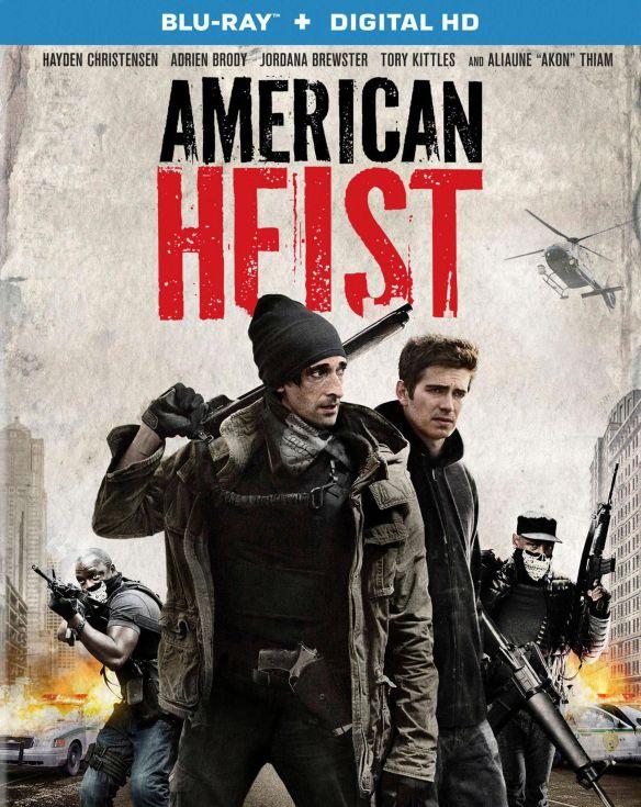 American Heist [Blu-ray] [2014] 4334953