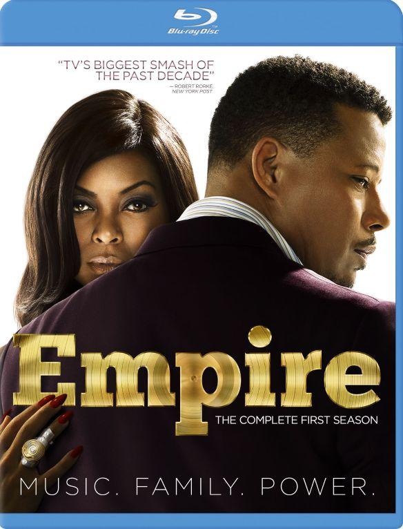 Empire: Season 1 [3 Discs] [Blu-ray] 4339406