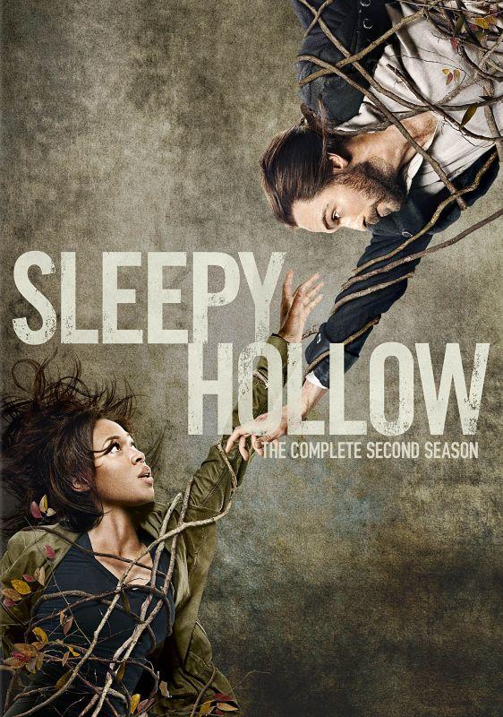 Sleepy Hollow: Season 2 [Blu-ray] [DVD] 4339409