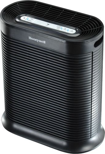 Honeywell - True HEPA Air Purifier - Black 4340100